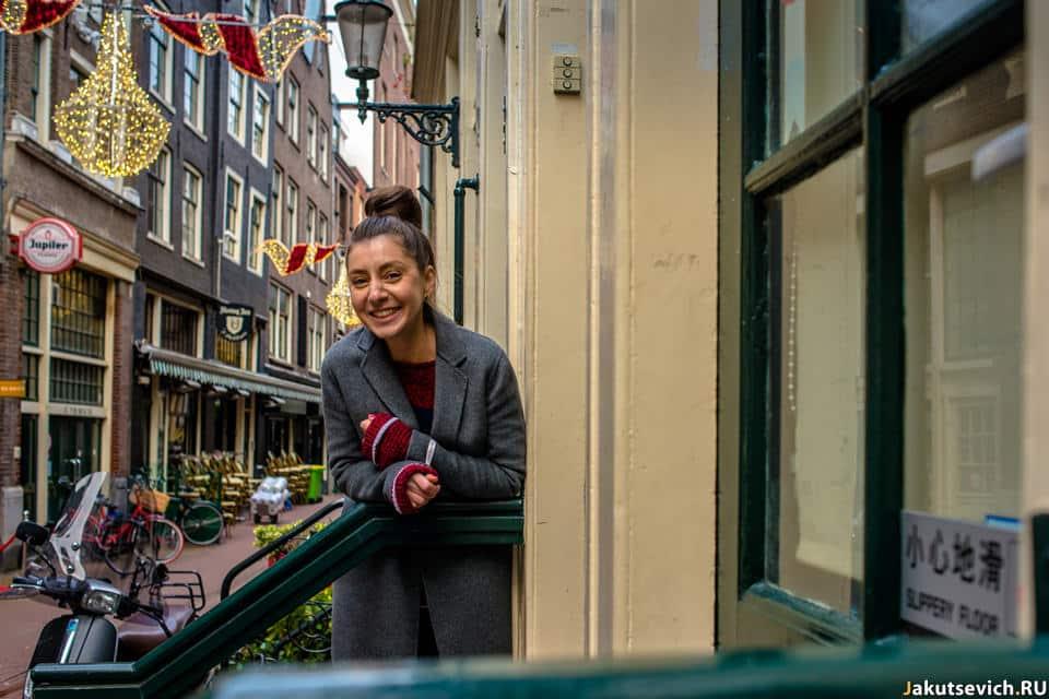 Улочки Амстердама