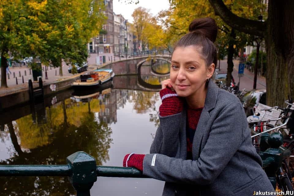 Фотограф в Голландии