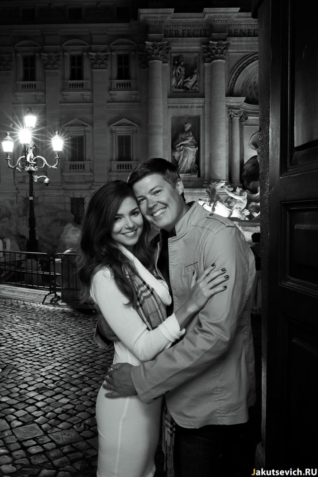 Фотогарф в Риме