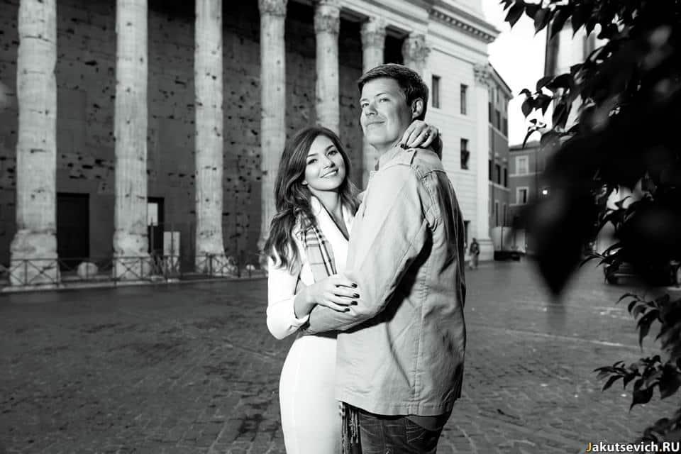 Идеи для фотосессии в Риме