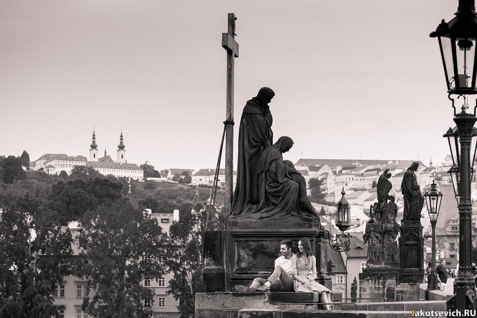 Летняя Прага фото