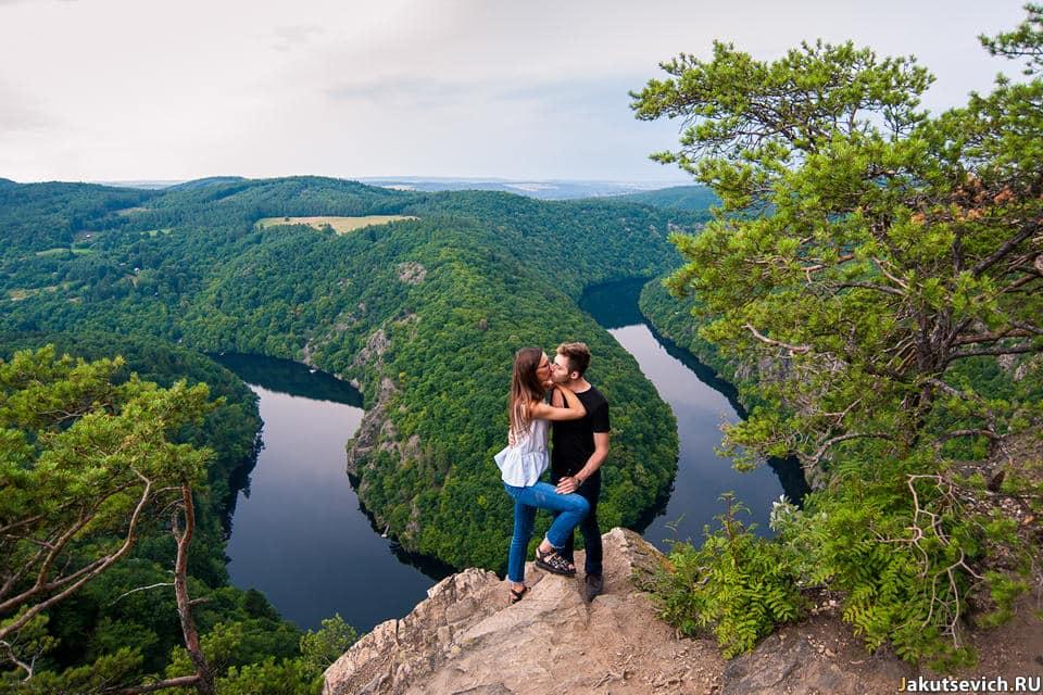Лучшие места в Чехии для фотосессии