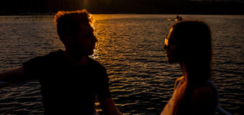 Фотосессия перед свадьбой в Праге для Саши и Кевина
