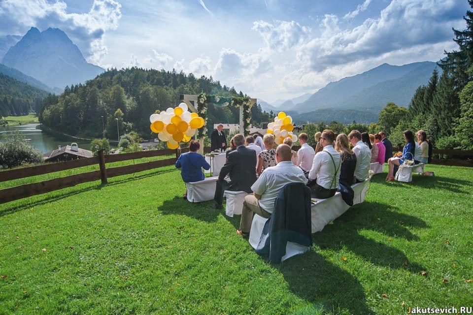 Где пожениться в Альпах